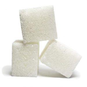 Zucchero a cubetti