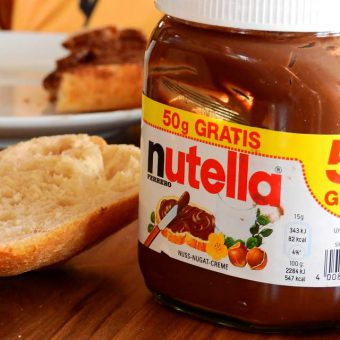 """Le alternative ai grassi """"cattivi"""" della Nutella"""