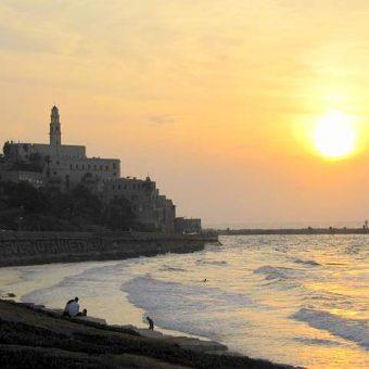 Iscrizione crociata scoperta a Tel Aviv