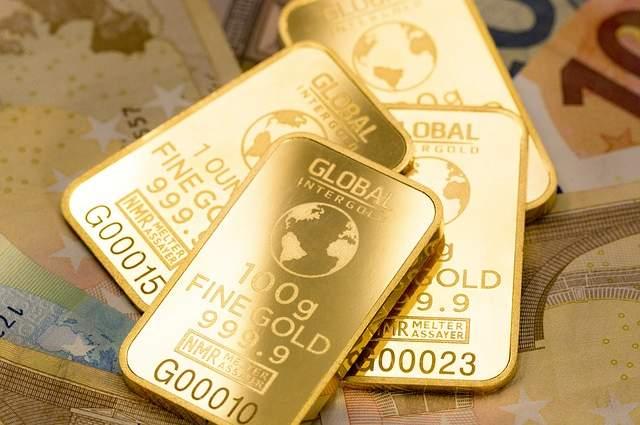Negozio di oro