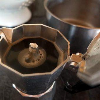 Funzionamento della macchina da caffè