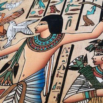 Il trucco nell'antico Egitto