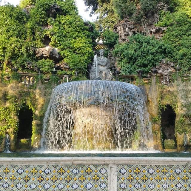 Tivoli Villa d'Este Roma