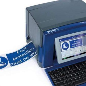 La nuova stampante S3100 Brady: nuova modalità di stampa definita on demand