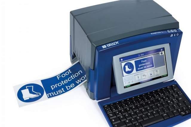 Nuova stampante S3100